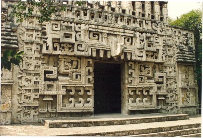 «Город-призрак» Теотиуакан