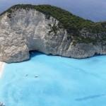 Бухта Навагио – райский уголок Греции