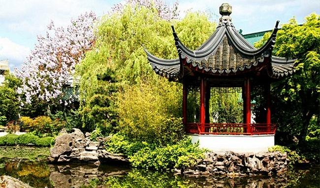 Китайский сад Сунь Ятсена