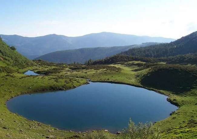 Озера Украины