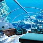 Подводный отель во Флориде, США