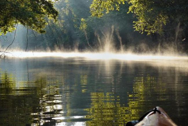 Слоеное озеро-желе в России