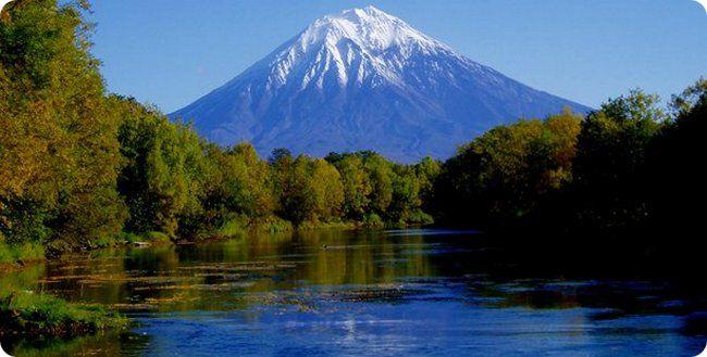 Японское озеро Асиноко