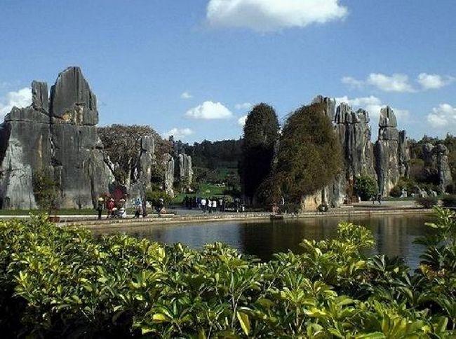 Каменный лес Шилинь
