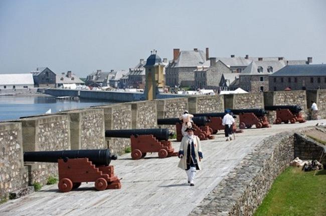 Крепость Луисбург