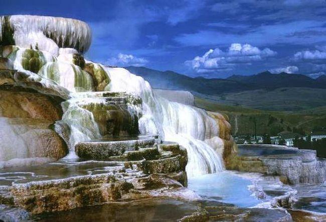 Национальный парк Йеллоустоун