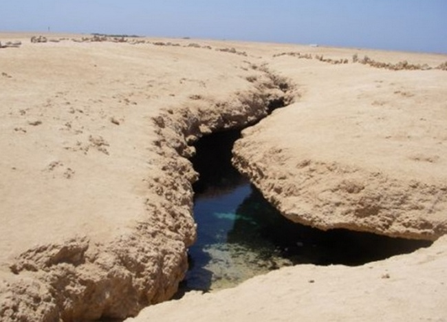 Национальный парк Рас - Мохаммед