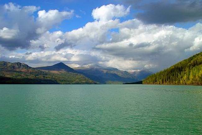 Озеро Канас
