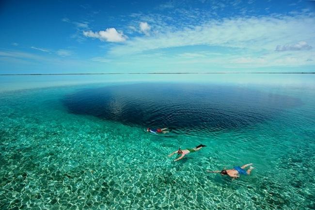Багамские острова - Андрос