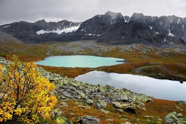 Озера Казахстана Кок-Коль