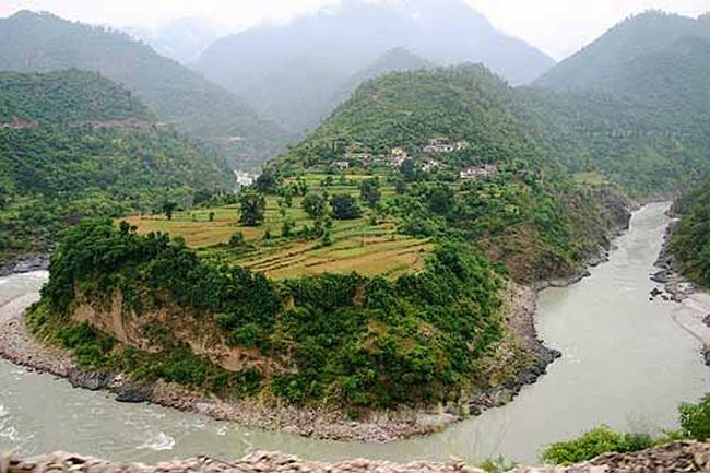 Ганг – река