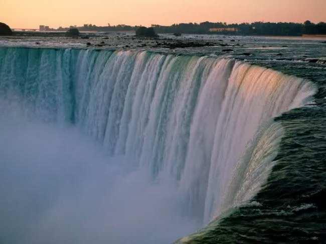 Герсоппа Самый длинный водопад в мире