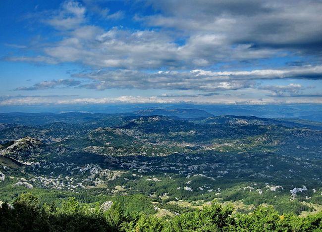 Национальный парк Ловчен, Черногория