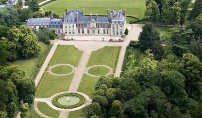 Парк Туари, Франция