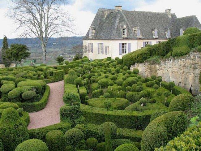 Сады Маркессак, Франция