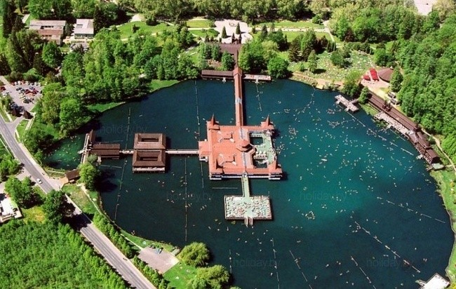 Венгрия Озеро Хевиз