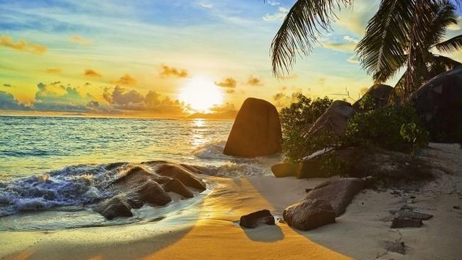 Удивительные бухты Сейшельских островов