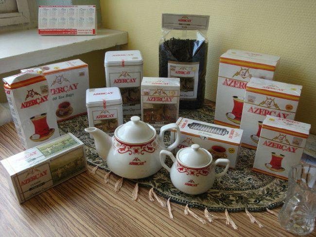 чай Чайные плантации в Ленкорани