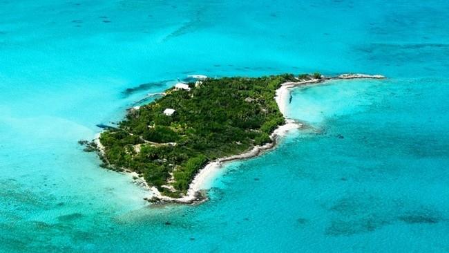 остров Национальные парки Багамских островов