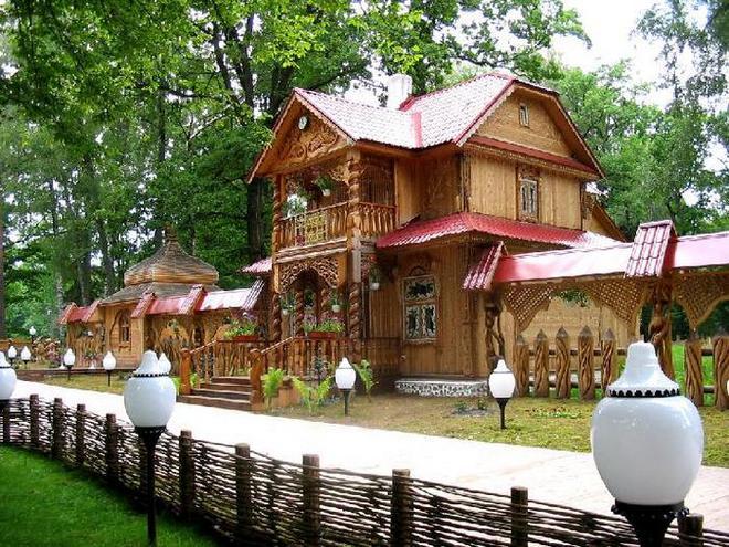 Беловежская пуща в Беларуси