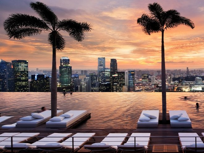 Самый дорогой отель в мире