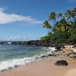 Гавайские острова в северной части Тихого океана