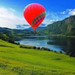 Стоимость полёта на воздушном шаре