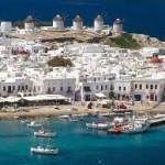 Греция в новый год