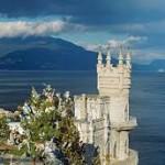 Достопримечательности и природа Крыма.