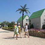 Летние развлечения на курорте Кирилловка