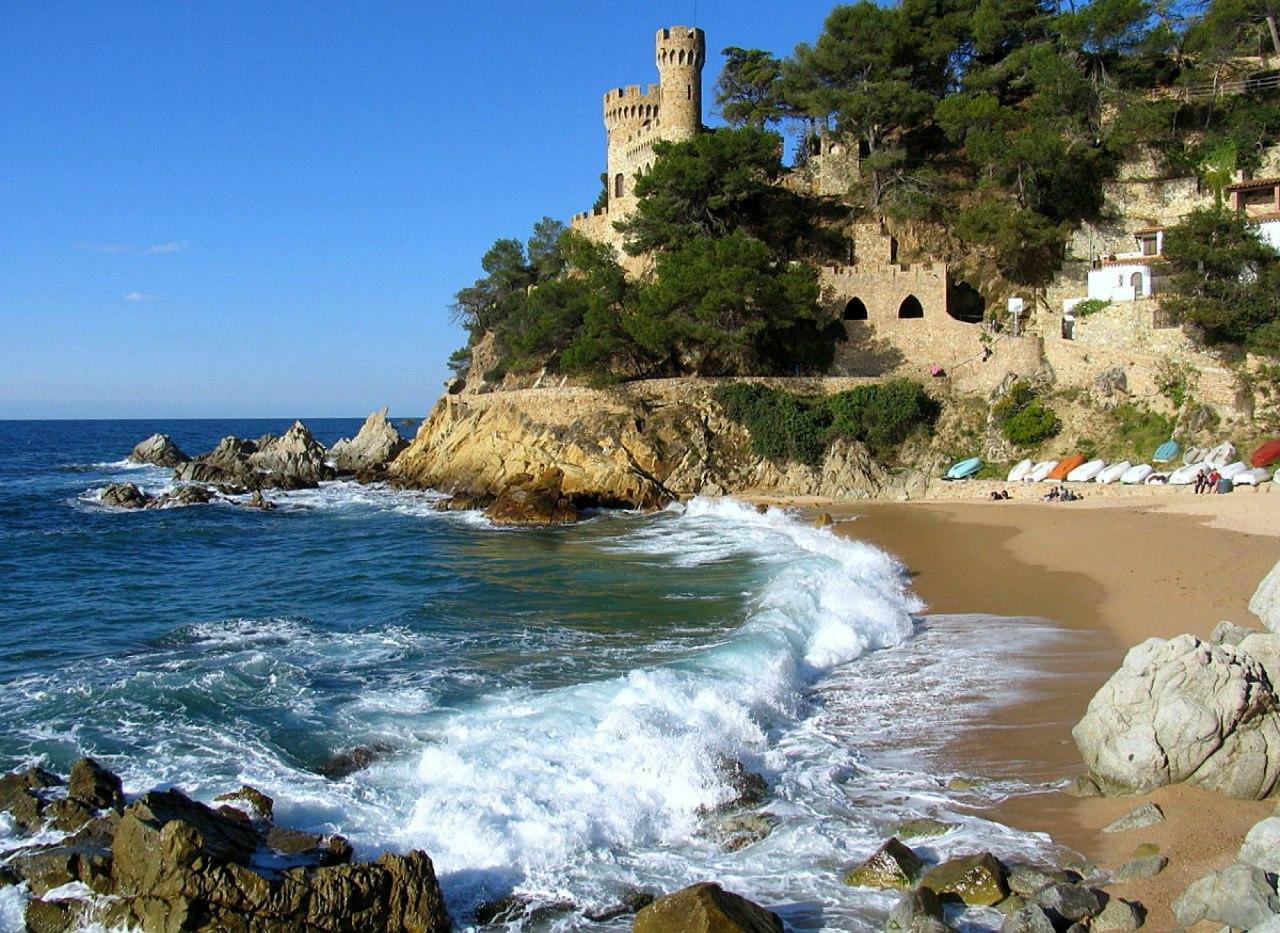 фото природа испания
