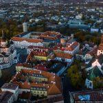 Таллин – один из красивейших городов Прибалтики